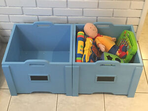 Toy Storage crate NEW in box