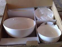 Tefal white bowl set. New in original box – 1 big 4 small Miranda Sutherland Area Preview