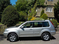 Nissan X-Trail 2.2dCi Sport, £1000s OF POUNDS, SERVICE RECEIPTS