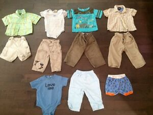 11 piece boy lot