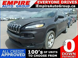 2015 JEEP CHEROKEE ALTITUDE * BACK UP CAMERA * ALL WHEEL DRIVE *