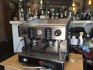 Cheap Wega Atlas 15 amp Compact Commercial Coffee Machine Marrickville Marrickville Area Preview