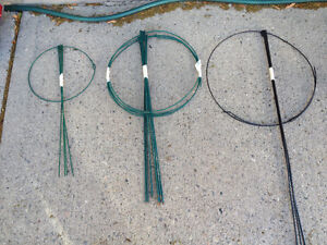Garden Plant Hoops & Supports