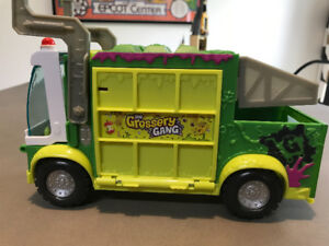 Grossery Gang (Trash Pack) Camion a Ordures Garbage Truck