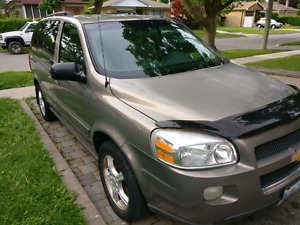 2006 Chevy Uplander, As Is; $995.00 or o.b.o.