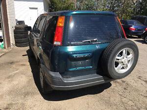 1998 Honda CR-V L x SUV, Crossover