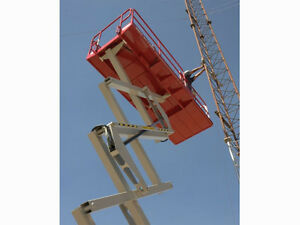 Scissor Lift for Rent for $400 weekly (6030 50 Street)