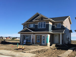 NOW BUILDING IN BLACKSTONE THESE 2 GREAT DUPLEXES!!