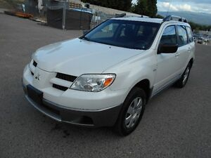 Mitsubishi Outlander AWD Auto Excellent Condition