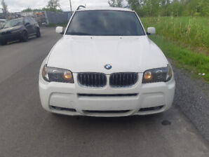 5400 $ 2006 BMW X3 M package SUV, Crossover