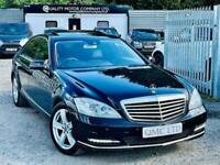 2013 Mercedes-Benz S Class 3.0 S350 CDI BlueTEC L 7G-Tronic Plus 4dr Limousine D