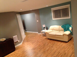 FULLY FURNISHED EXECUTIVE BASEMENT SUITE FOR RENT