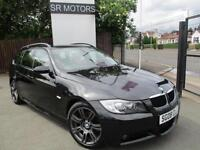 2008 BMW 320 2.0TD M Sport Touring(ONE OWNER,PANROOF,HISTORY)