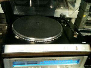 Vintage SANYO Plus Q25 Turntable Made in JAPAN