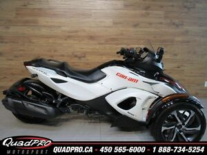2014 Can-Am Spyder RS-S SE5 60.26$/SEMAINE