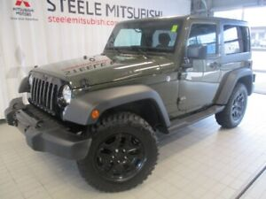 2016 Jeep Wrangler Willys Wheeler 2DR HARDTOP