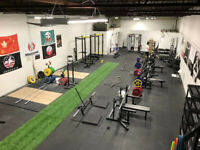 Shared Gym Facility Available for Fitness Professionals