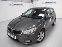 Kia Ceed 2 1.6 + 5 SERVICE STAMPS + MARCH 17 MOT