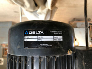 Delta 50-761 Dust Collector