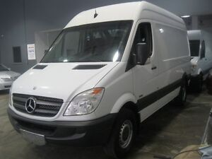 2011 Mercedes-Benz Sprinter Van 2500 HIGH ROOF Minivan, Van