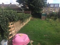 1 BED GROUND FLOOR FLAT IN GOODMAYES - ILFORD - WITH LARGE GARDEN