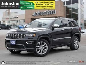 2017 Jeep Grand Cherokee Limited  Managers Demo ~ Heated Seats ~