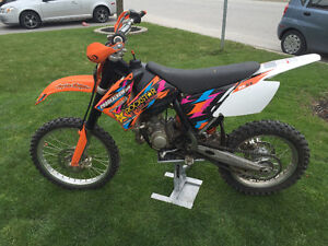 KTM SX 85 Big Wheel 2007
