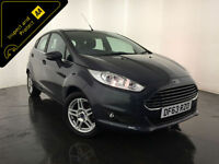 2014 FORD FIESTA ZETEC TDCI 1 OWNER FORD SERVICE HISTORY FINANCE PX WELCOME