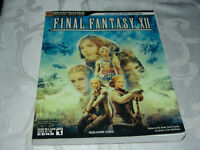 Final Fantasy XII strategy guide