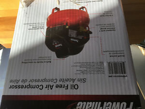 BRAND NEW IN BOX AIR COMPRESSOR 100 psi
