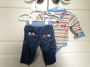 Boys Gymboree Outfit, size 6-12mos $5