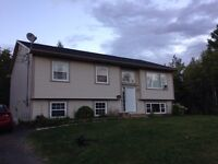 Furnished and all included 2 brm apt in Oromocto area