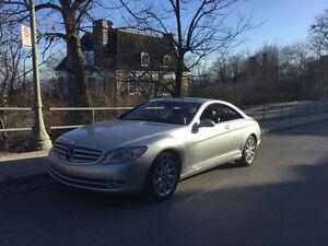 Mercedes-Benz CL-Class CL550 rare et unique. Entretien minutieux