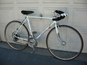 "Small 21"" Road Bikes: Raleigh, Phantom, Sekine, Pegasus."