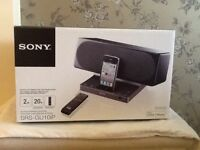 Sony Docking Station for iPod and iphone