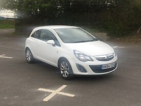 Vauxhall Corsa excite 64 plate Low mileage ideal 1st Car