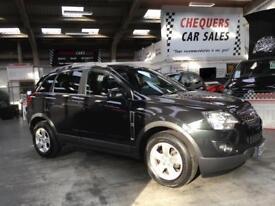 Vauxhall Antara Exclusiv Cdti S/S Hatchback 2.2 Manual Diesel
