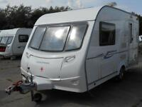 Coachman Wanderer Lux 13/2. 2 Berth. One Owner. End Kitchen. Motormover.