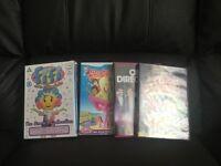 Girls DVD selection