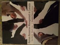 business management book human recources management in canada