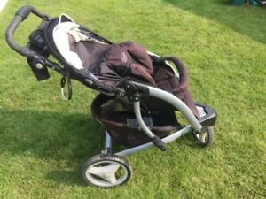 Great Condition Graco 3 Wheel Stroller $75 OBO