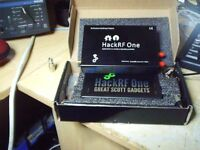 hack one rf sdr rx/tx sell or swop