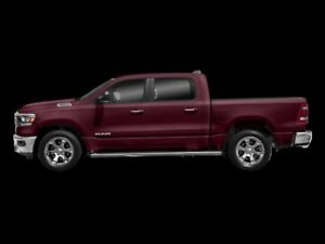 2019 Ram 1500 Limited  - Leather Seats -  Cooled Seats - $221.17