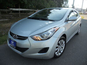 2011 Hyundai Elantra  Sedan 180kms loaded 6495 certified