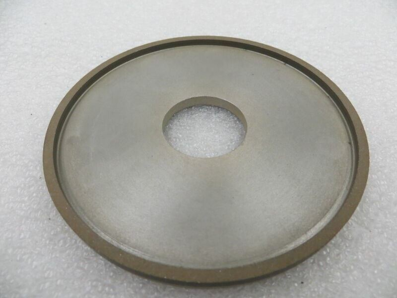 """6A2 Plain Cup Diamond Grinding Wheel 4-1/2"""" x 1/4"""" x 1-1/4"""" Arbor Hole 150 Grit"""