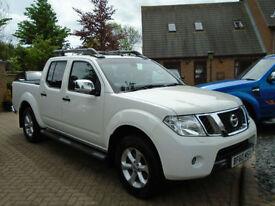2011 Nissan Navara 2.5dCi Tekna NO VAT ( 40,000 Miles )
