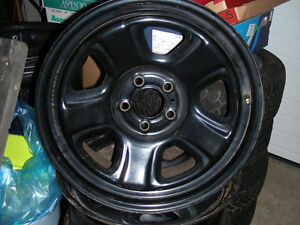 """18"""" Steel Rims/Winter Rims for Challenger, 300,  Charger"""