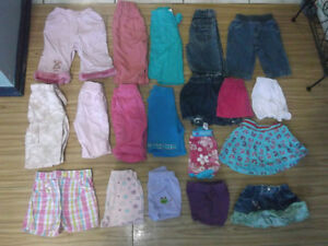 LOT OF GIRL CLOTHING 12-18 MTHS Gatineau Ottawa / Gatineau Area image 8