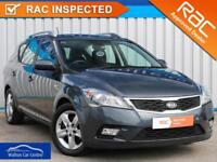 Kia Ceed 1.6 Crdi 2 Ecodynamics 2012 (12) • from £36.40 pw