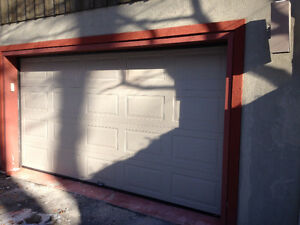 14 foot garage door